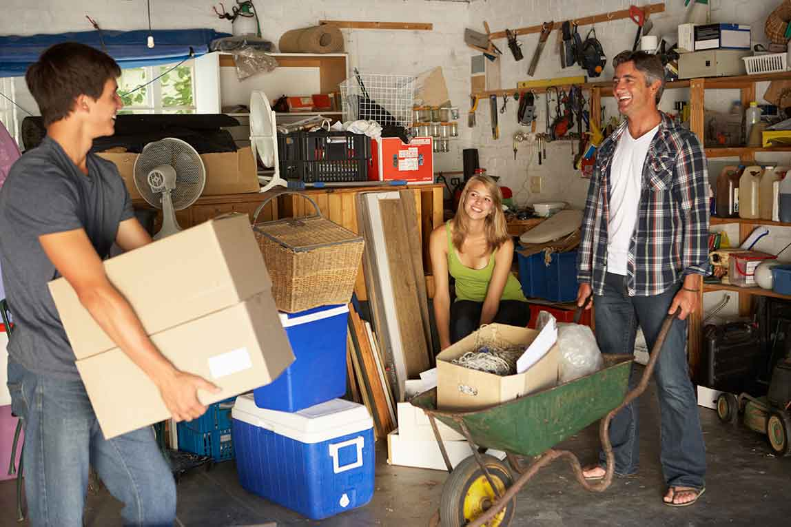 4 Easy Ways to Declutter Your Home Before Moving Day