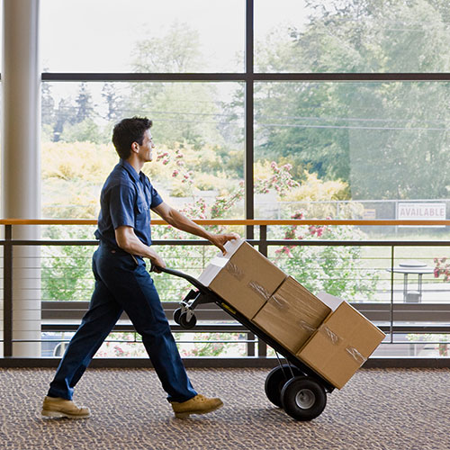Corporate Moving Service